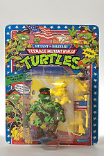 Raph, The Green Teen Beret - Mutant Military TMNT 1991 - Moc & unpunshed !
