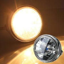 """ABS 7"""" Halogen Motorrad Scheinwerfer Kopf Lampe YAMAHA XJR400 XJR1200 XJR1300"""