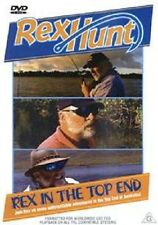 REX HUNT FISHING ADVENTURES: IN THE TOP END – DVD, 90 MINUTES, REGION 0, RARE!!!