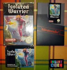 JUEGO NINTENDO NES ISOLATED WARRIOR  PAL B ESP   NES