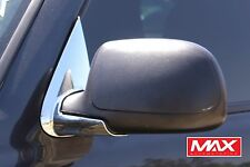 MBCH101 - 1999-2006 Chevrolet Silverado/1500  Chrome Mirror Post Covers