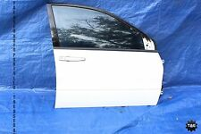 2003 MITSUBISHI LANCER EVOLUTION OEM WHITE RH PASSENGER FRONT DOOR EVO8 CT9A 381