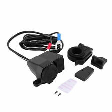 Motorcycle Waterproof 12V Cigarette USB Power Socket Charger For Phone YS