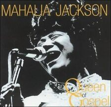 NEW Queen Of Gospel [fabulous] by Mahalia Jackson CD (CD) Free P&H