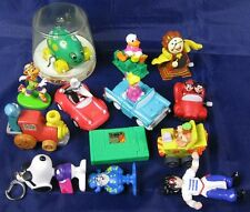 Lot of 13 Vintage 1980's-2000's Wind-up Muppet's Car McDonald's