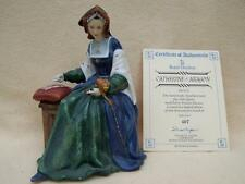 LTD ROYAL DOULTON HENRY VIII WIFE CATHERINE OF ARAGON HN3233