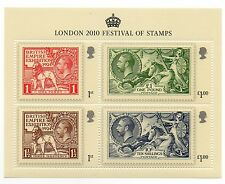 GB 2010 London Festival of Stamps unmounted mint miniature / mini sheet MNH m/s