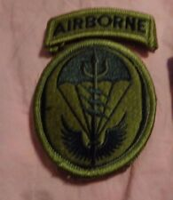 ARMY PATCH, SPECIAL OPERATIONS COMMAND SOUTH  ,MULTI-CAM,SCORPION, WITH VELCRO