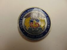 CHALLENGE COIN UNITED STATES MERCHANT MARINE ACADEMY KINGS POINT PEACE AND WAR