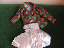VESTE ET CAPE       BARBIE  N° 20  M