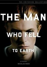 The Man Who Fell to Earth The Criterion Collection)