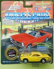#3 YELLOW DODGE CORONET SUPER BEE SCAT PACK BOYS 1970 1995 JOHNNY LIGHTNING JL