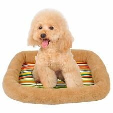 Hot Warm Soft Pet Dog Kennel Cat Puppy Bed Mat Pad House Kennel Cushion Blanket
