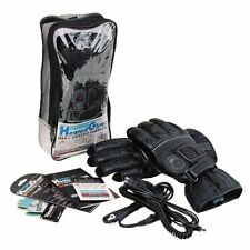 OXFORD HEATED WATERPROOF MOTORCYCLE BIKE GLOVES HV743  MENS LARGE