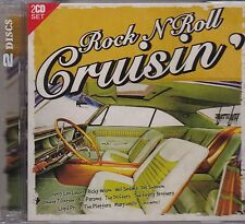 ROCK N ROLL CRUISIN'  - VARIOUS ARTISTS  on 2 CD's - NEW -