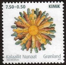 Groenlandia MNH 2011 15A ANV di kimik