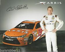 "2015 CARL EDWARDS ""ARRIS TOYOTA"" #19 NASCAR SPRINT CUP POSTCARD"