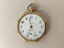 Antique Midland 21 Jewel Pocket Watch