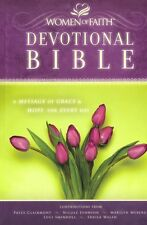 **NKJV -WOMEN OF FAITH Devotional Bible: A Message of Grace & Hope for Every Day