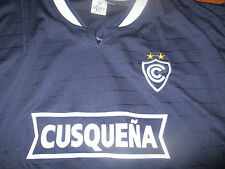 CALVO Peru Cusquena Soccer Jersey Large Football Embroidered & Heat Sealed Logo4