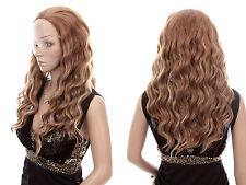 Ladieshair Lace Wig Perücke Braun/Blond 55cm Theater Schauspielerrei Alltag GTC