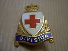 OLD RED CROSS BADGE