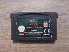 Jeu Nintendo GameboyAdvance : Disney TARZAN – L'appel de la jungle