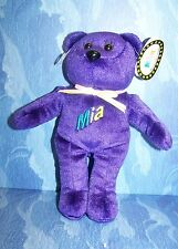 PERSONALIZED NAMESAKE BEAR w TAG -  MINT CONDITION - SEE LIST of NAMES AVAILABLE