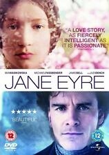 Jane Eyre - the latest screen version - Mia Wasikowska and Michael Fassbinder