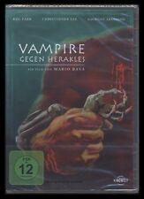 DVD VAMPIRE GEGEN HERAKLES - CHRISTOPHER LEE (von Mario Bava) ***** NEU *****