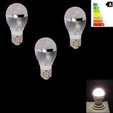 3 x E27 9W 270LM Energy Saving LED Bulb Light Lamp Spotlight Pure White 12V