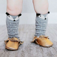0-1 Years Baby Kids Toddlers Cotton Knee High Socks Tights Leg Warm Stockings#
