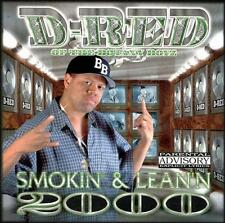 Smokin' and Lean'n 2000 [PA] by D-Red (Cassette, Jul-2000, Big Shot Records) NEW
