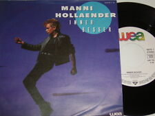 """7"""" - Manni Hollaender toujours mieux & Miracle - 1985 promo # 5442"""