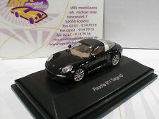 Schuco 26171 # Porsche 911 Targa 4S geschl. Typ 991 Baujahr 2014 schwarz 1:87