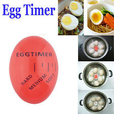 Egg Perfect Color Changing Timer Yummy Soft Hard Boiled Eggs Cooking Kitchen LO