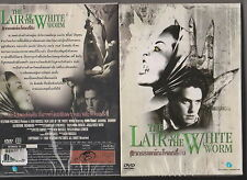 THE LAIR OF THE WHITE WORM DVD 1988 KEN RUSSELL UNCUT HORROR SLIP CASE PAL REG 3