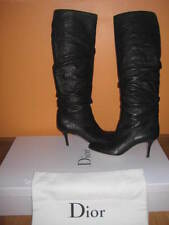Brand new in box, Christian Dior Cannage slouch boots, 100% authentic. 39