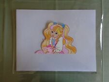 Lady Lovely Locks Original Animation Production Cel toy Commercial 8