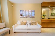 Beach Stream Canvas Prints Seascapes on Canvas Office Wall Art Framed Prints