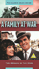 A Family At War: Series 1 - The Breach In The Dyke [VHS], Good VHS, Barbara Flyn