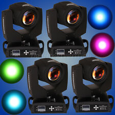 4x Osram 230W 7R DMX fascio Spot Lampada Moving Head Light luce 16 / 20CH DJ Bar
