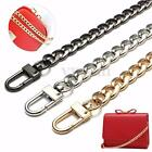 Metal Purse Chain Strap Handle Shoulder Crossbody Bag Handbag Replacement 120cm
