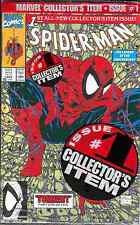 Spiderman # 1 (Todd McFarlane, Green Edition bagged) (Estados Unidos, 1990)