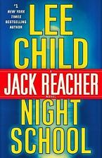 Jack Reacher: Night School 21 by Lee Child (2016, Hardcover)
