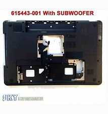 HP DV7-4000 DV7-4100 DV7-4200  Base Bottom Case 615443-001 With Subwoofer