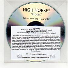 (GG269) High Horses, Hours - 2014 DJ CD