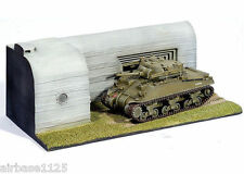 DRAGON ARMOR 1/72 Sherman Mk.V Tulip Coldstream Guards Fort Diorama - 60365