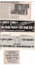 JOYCE SIMS : CUTTINGS COLLECTION