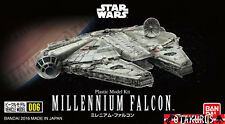PRE-SALE Millennium Falcon Star Wars Vehicle Model 99MM Kit Figure Bandai Japan